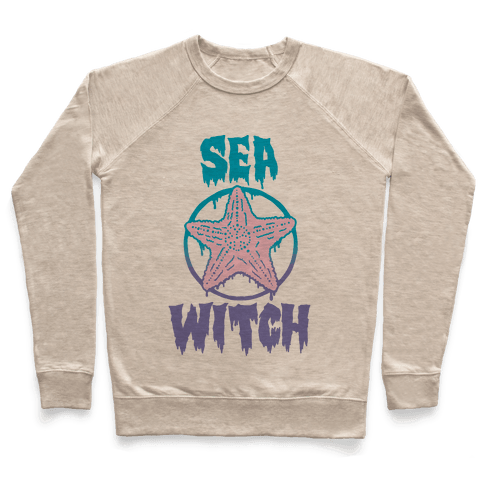 Sea Witch Pullover