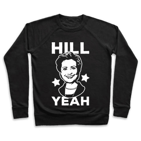 Hill Yeah Pullover