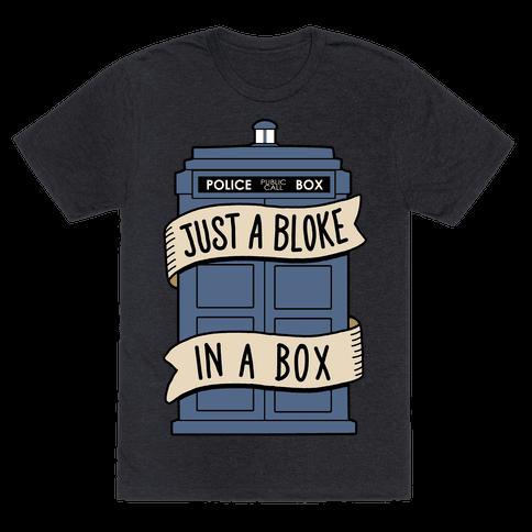 Just a Bloke In a Box