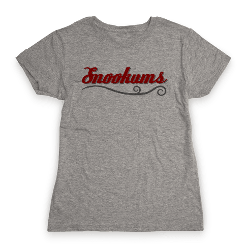 Snookums Womens T-Shirt