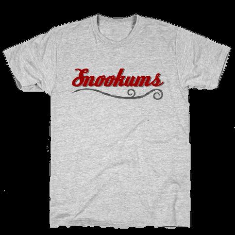 Snookums Mens T-Shirt