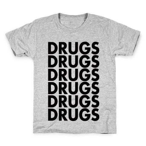 Lots of Drugs Kids T-Shirt