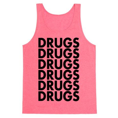 Lots of Drugs Tank Top