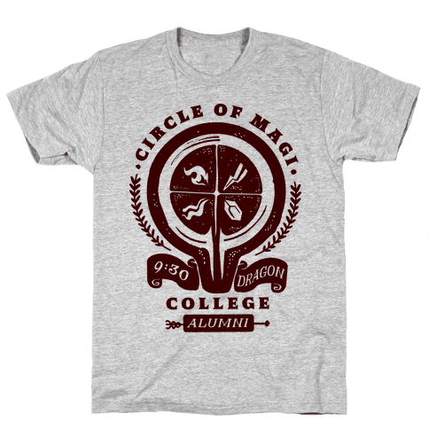 College of Magi Alumni Mens T-Shirt