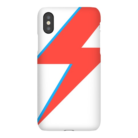 Bowie Bolt Phone Case
