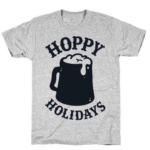 Hoppy Holidays T-Shirt