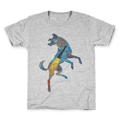 Astronaut Dog Laika Kids T-Shirt