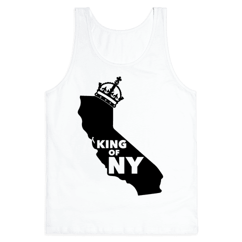 King Of New York Tank Top