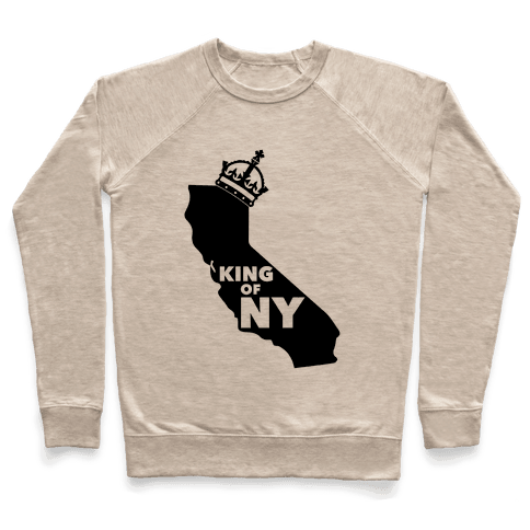 King Of New York Pullover