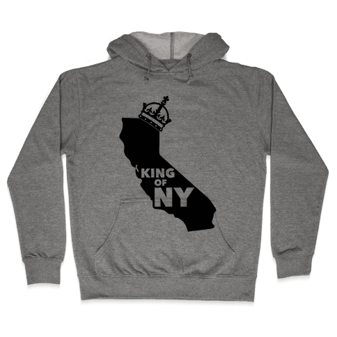 King Of New York Hooded Sweatshirt