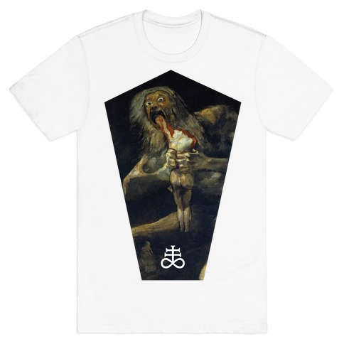 Saturn Mens T-Shirt