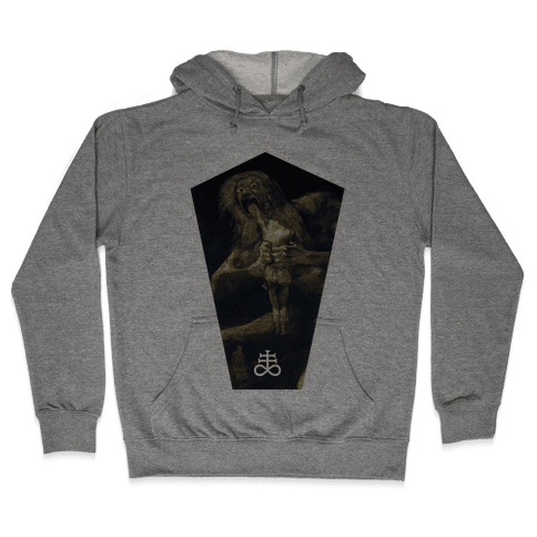 Saturn Hooded Sweatshirt
