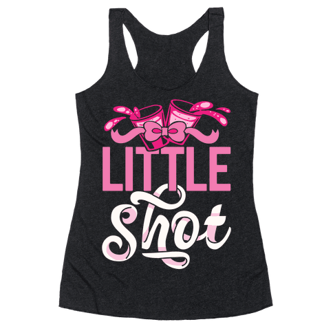 Little Shot (Sorority) Racerback Tank Top
