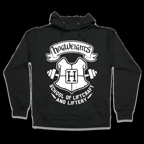 HogWeights Hooded Sweatshirt