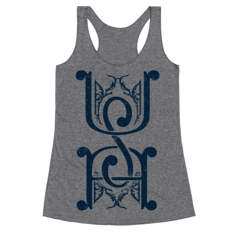 USA Racerback Tank Top