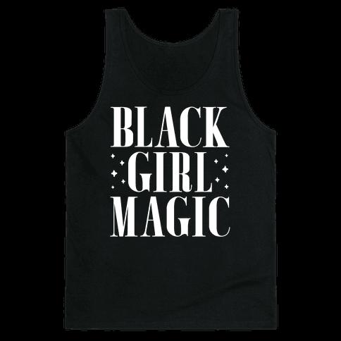 Black Girl Magic Tank Top