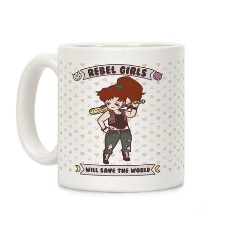Rebel Girls Jupiter Coffee Mug