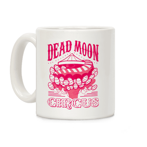 Dead Moon Circus Coffee Mug