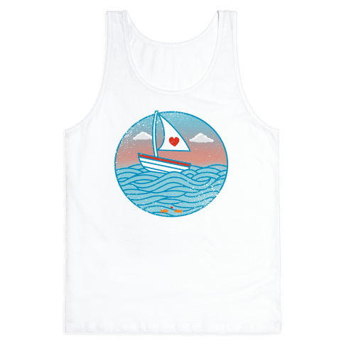 The Love Boat 2012 Tank Top