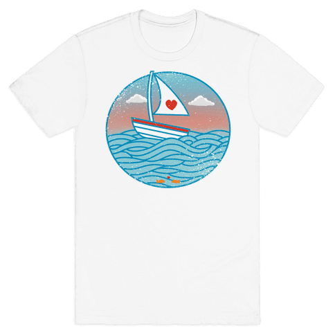 The Love Boat 2012 Mens T-Shirt