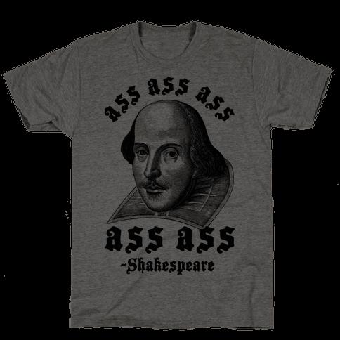 Ass Ass Ass Shakespeare