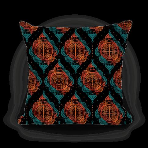 Rangoli Inspiration Pattern