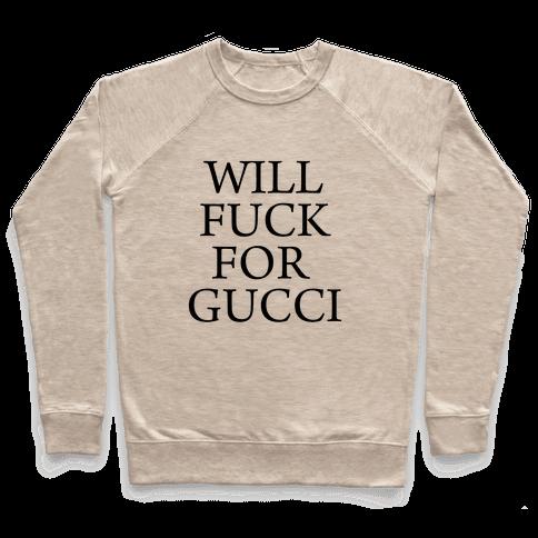 I Like Gucci Pullover