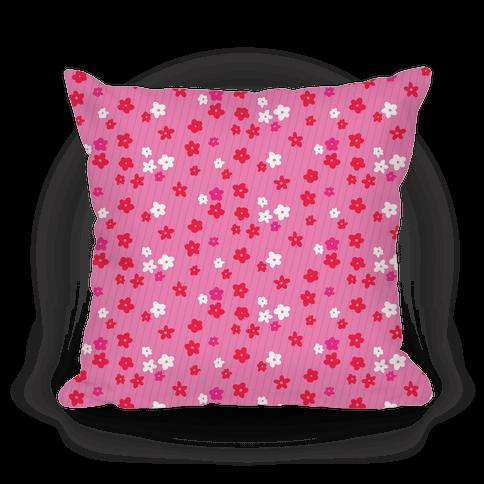 Little Floral Meadow Pattern (Pink)