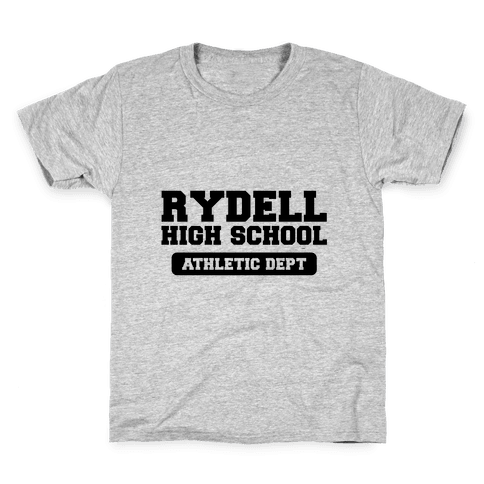 Rydell High Baseball Kids T-Shirt