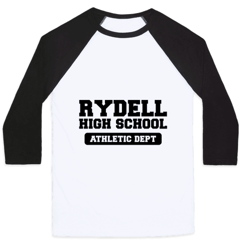 Rydell High Baseball Baseball Tee