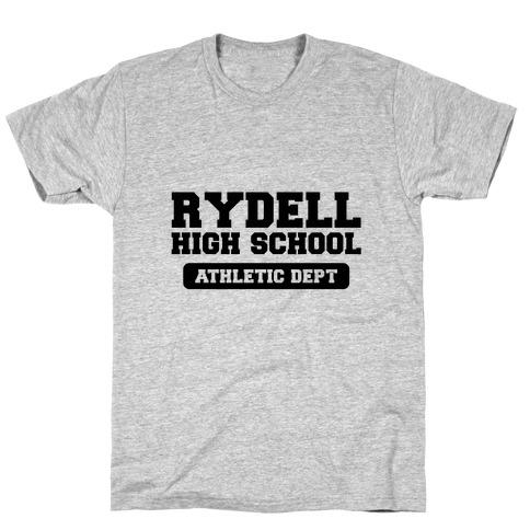 Rydell High Baseball T-Shirt