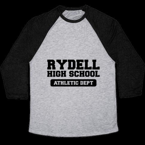 Rydell High Baseball Baseball Tee