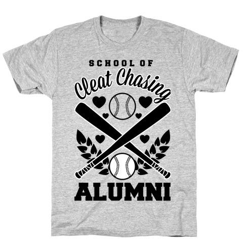 School Of Cleat Chasing Alumni T-Shirt
