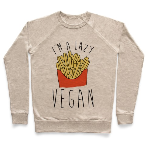 Lazy Vegan Pullover