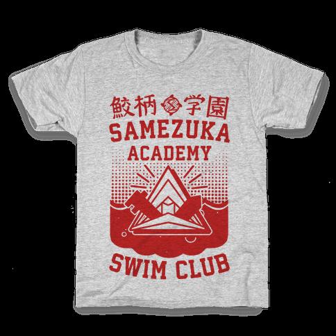Samezuka Academy Swim Club Kids T-Shirt