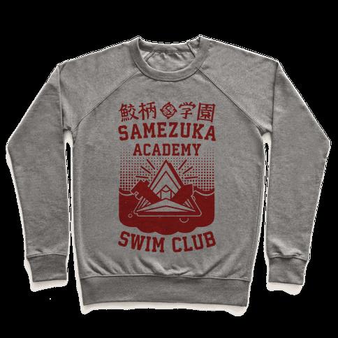 Samezuka Academy Swim Club Pullover