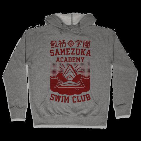 Samezuka Academy Swim Club Hooded Sweatshirt