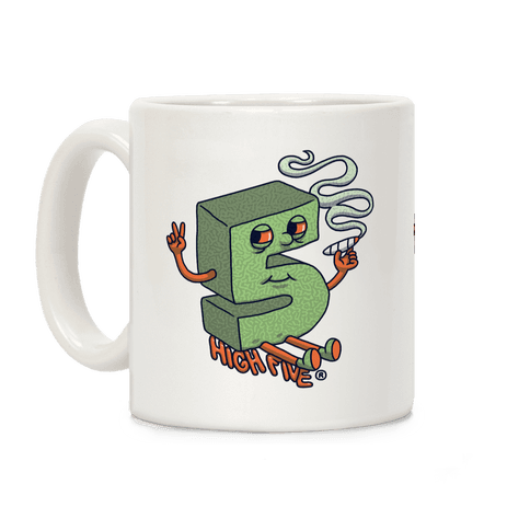 High Five Coffee Mug