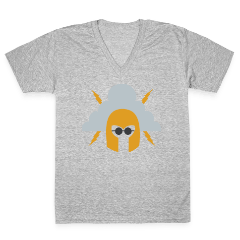 Augustus St. Cloud V-Neck Tee Shirt