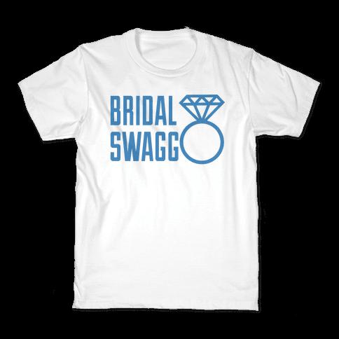 Bridal Swagg Kids T-Shirt