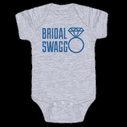 Bridal Swagg Baby Onesy