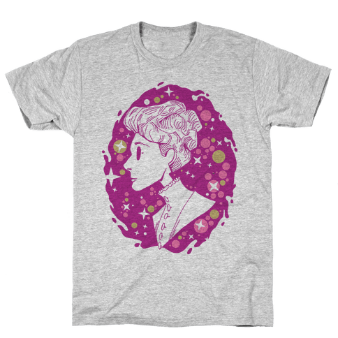 Portrait of Annie Jump Cannon Mens T-Shirt