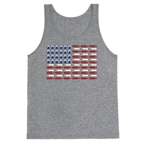 United Drinks of America Tank Top
