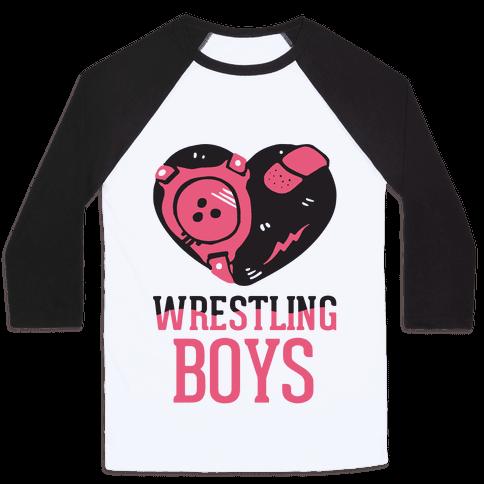 Wrestling Boys