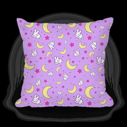 Sailor Moon's Bedding Pillow