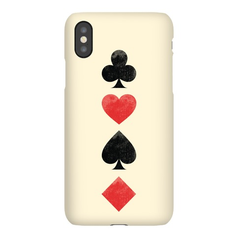 Playing Cards Phone Case