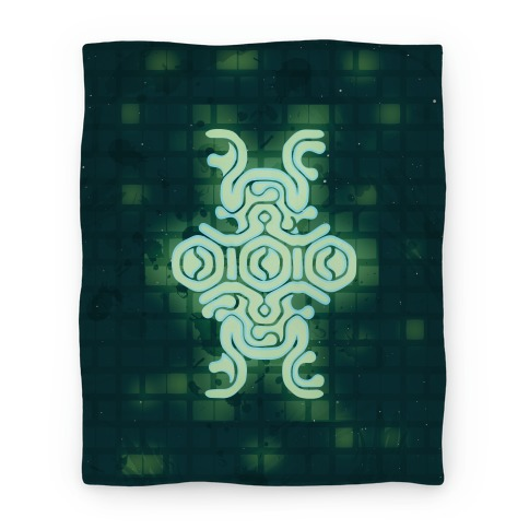 Shadow of Colossus Sigil Blanket