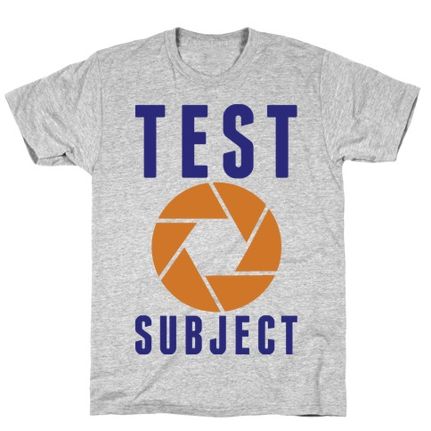 Test Subject T-Shirt