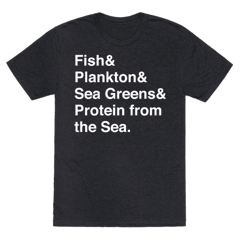 Protein From The Sea