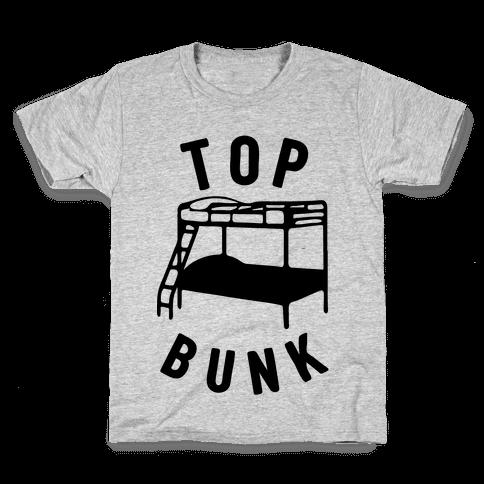 Top Bunk Kids T-Shirt